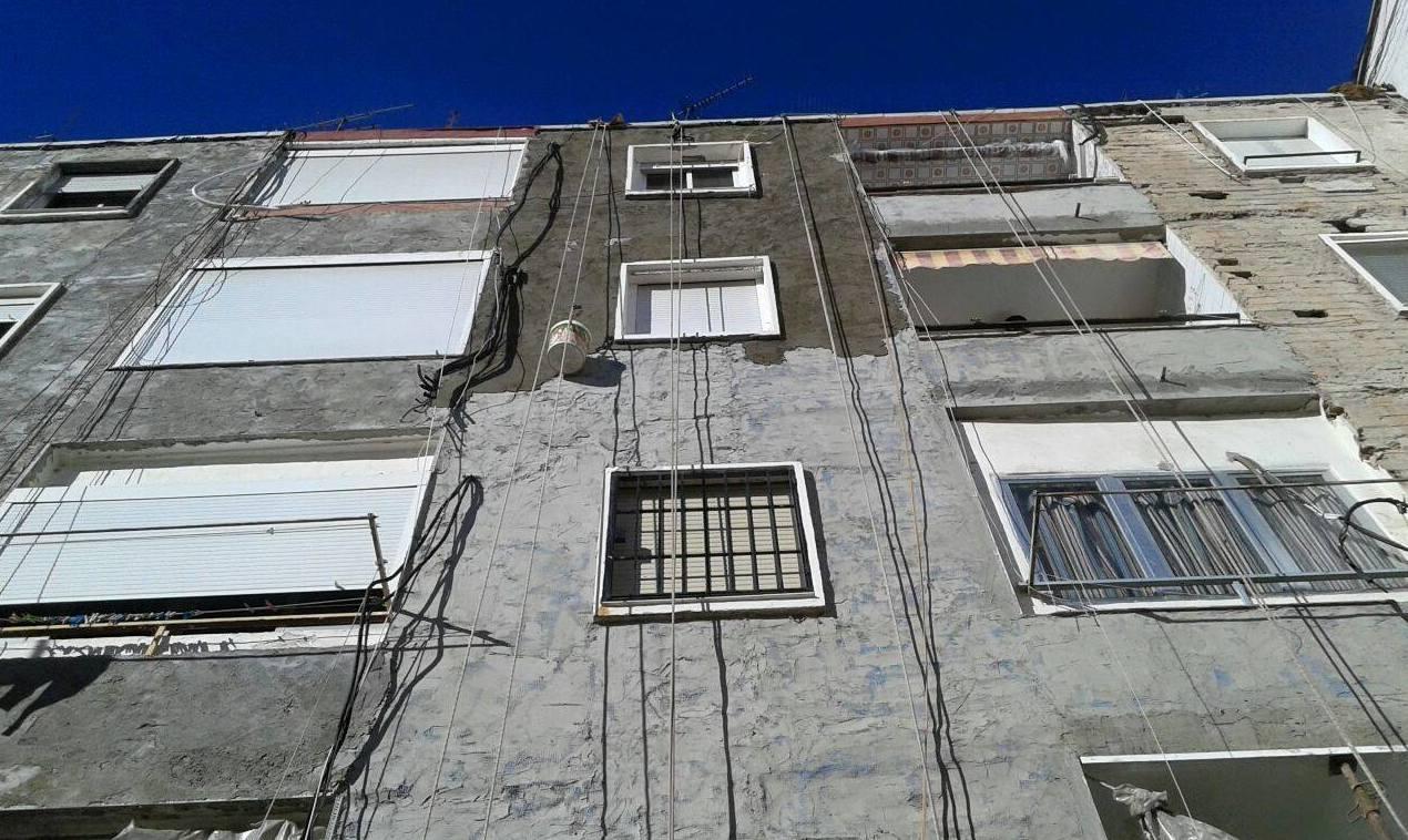 Trabajos sin andamios en Córdoba