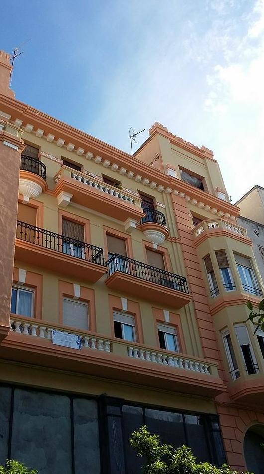 Pinturas J. Ordóñez en Córdoba, rehabilitación de edificios