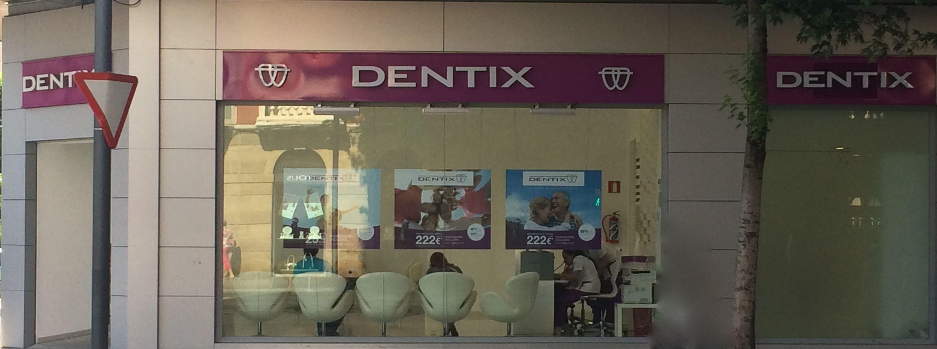 clinicas dentales dentix