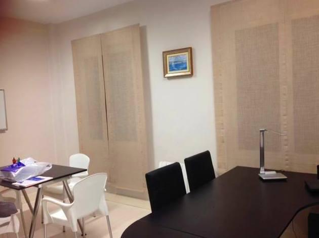 El despacho de la psicopedagoga Estefania Santurde