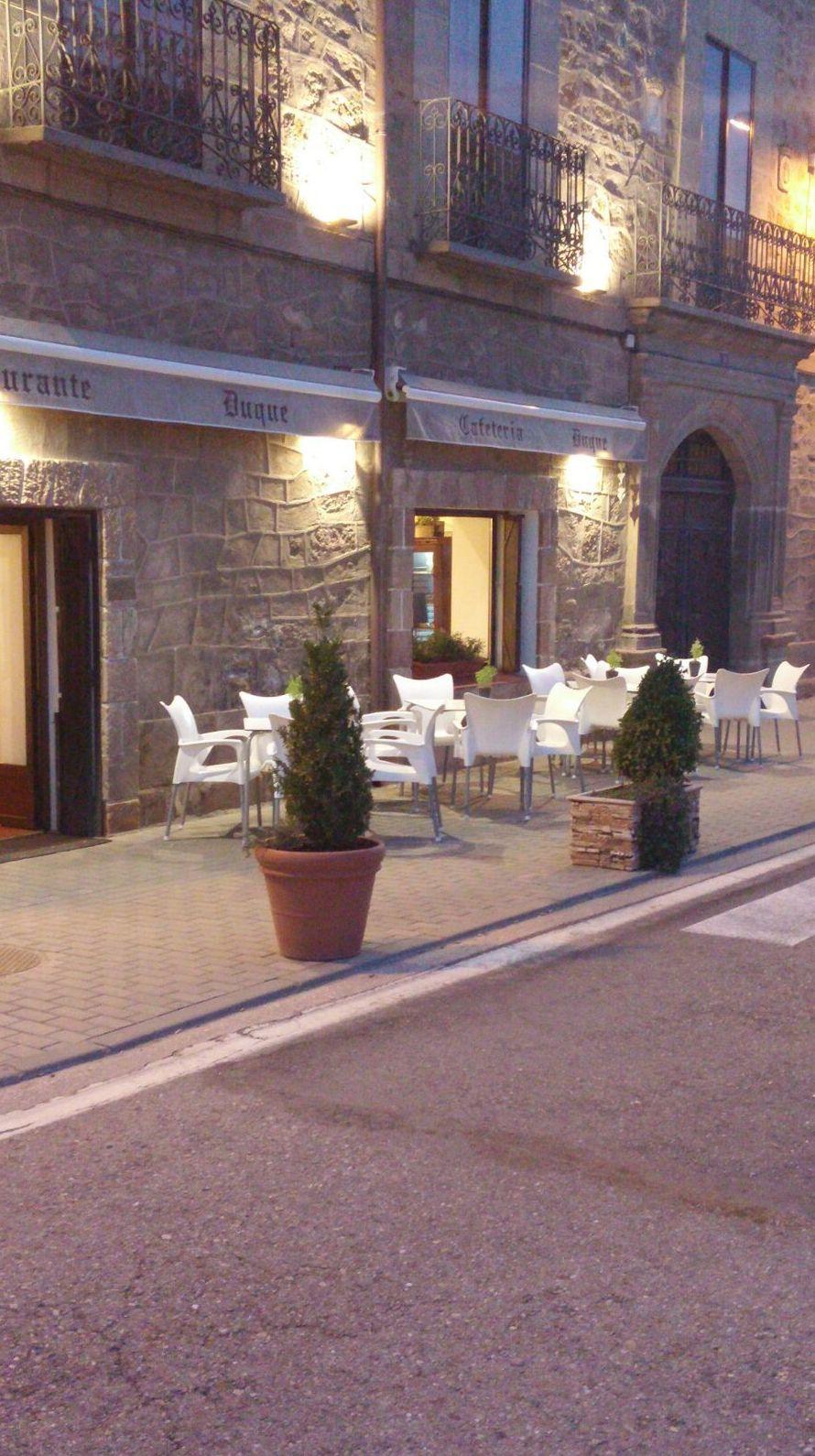 Foto 2 de Cocina creativa en Estación de Medinaceli | Restaurante Duque