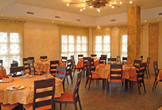 Hotel con restaurante propio