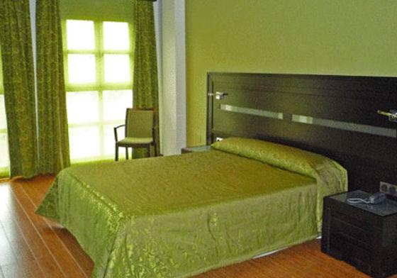 Hotel las Fuentes. Habitaciones completas