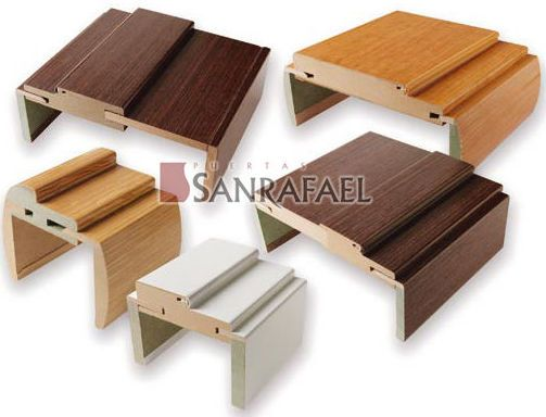 Molduras de madera en cartagena puertas salazar for Molduras de madera