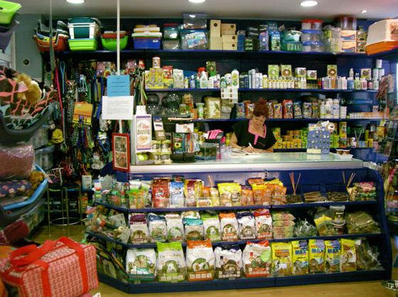 Tienda de animales Asturias