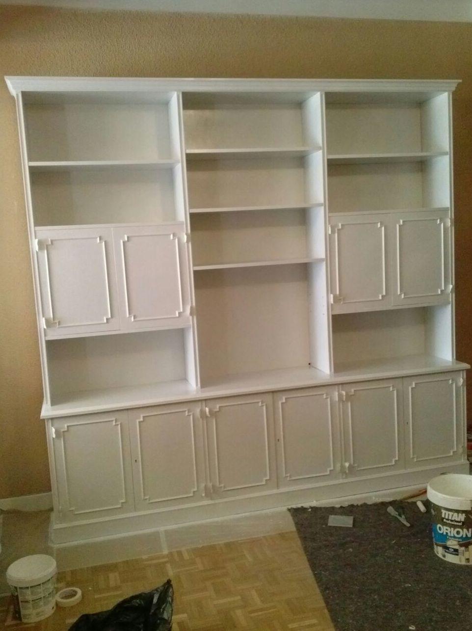 C mo restaurar un mueble viejo de sal n - Restaurar un mueble barnizado ...