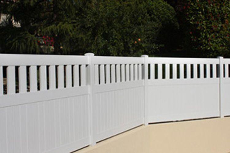 Vallas para jardines set de muebles de exterior para el - Vallas decorativas para jardin ...