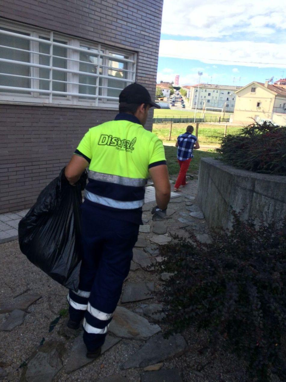 Mantenimiento de jardines e instalaciones comunitarias en Asturias