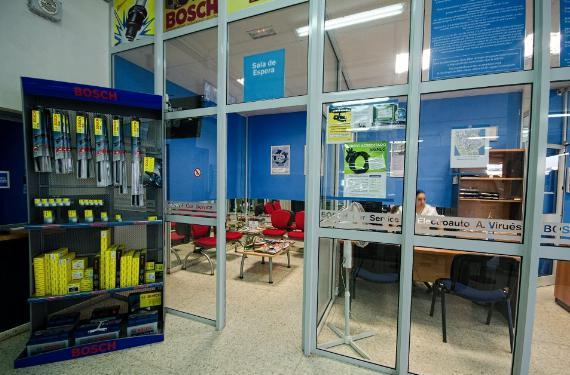 Oficinas Electroauto - Bosch Service