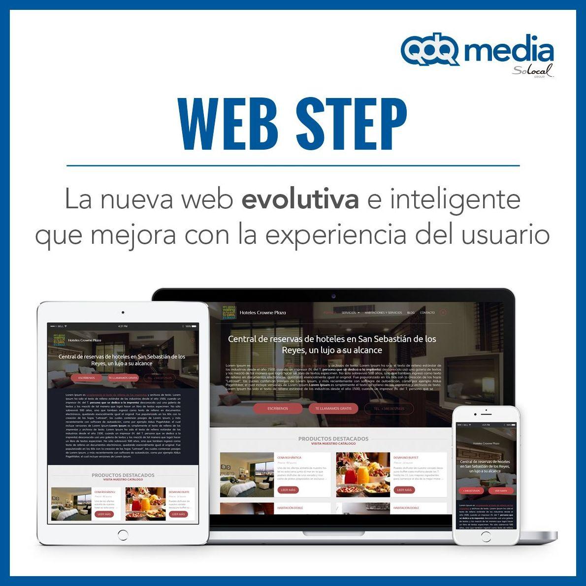 Foto 1 de Diseño de páginas web en Madrid | QDQ media