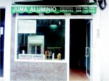 Foto 6 de Aluminio en Móstoles | JUMA