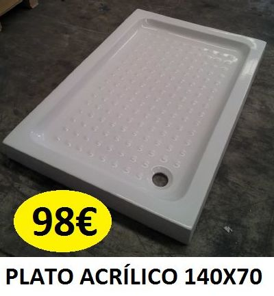 Plato ducha acr lico productos de innovaba o for Plato ducha acrilico