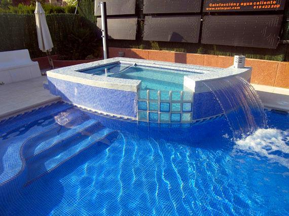 Foto 12 de piscinas instalaci n y mantenimiento en for Mantenimiento jacuzzi exterior