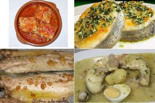 Restaurante El Caserón, cocina tracicional