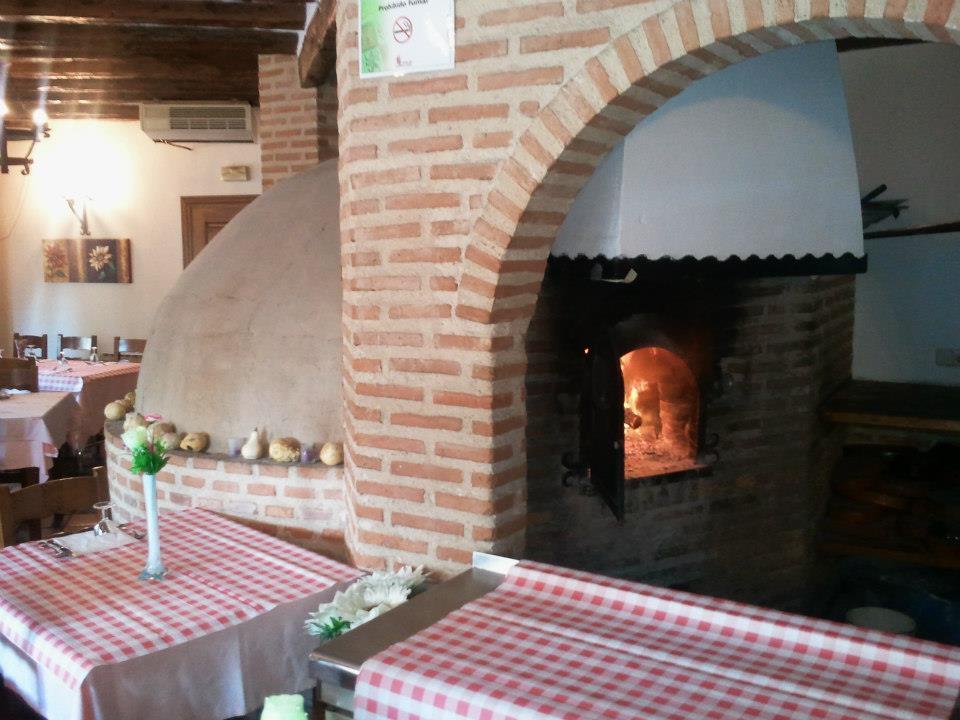 Restaurante El Caserón, menú del día y menú fin de semana