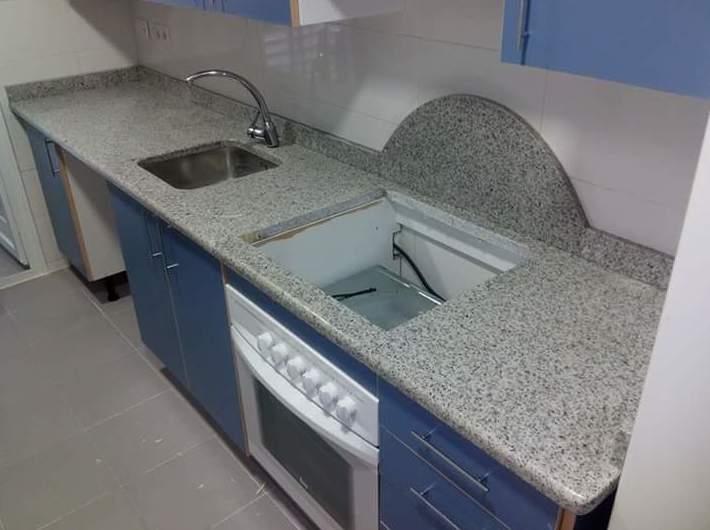 Foto 60 de Encimeras de baño y cocina en San Fernando de Henares   AG Estilo y Diseño