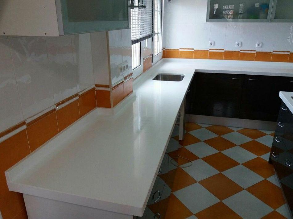 Fabricación y montaje de encimeras de cocina en Madrid