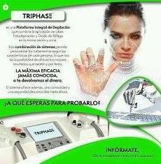 depilación láser TRIPHASSE