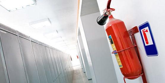 Especialistas en sistemas de extinción de incendios en Lugo