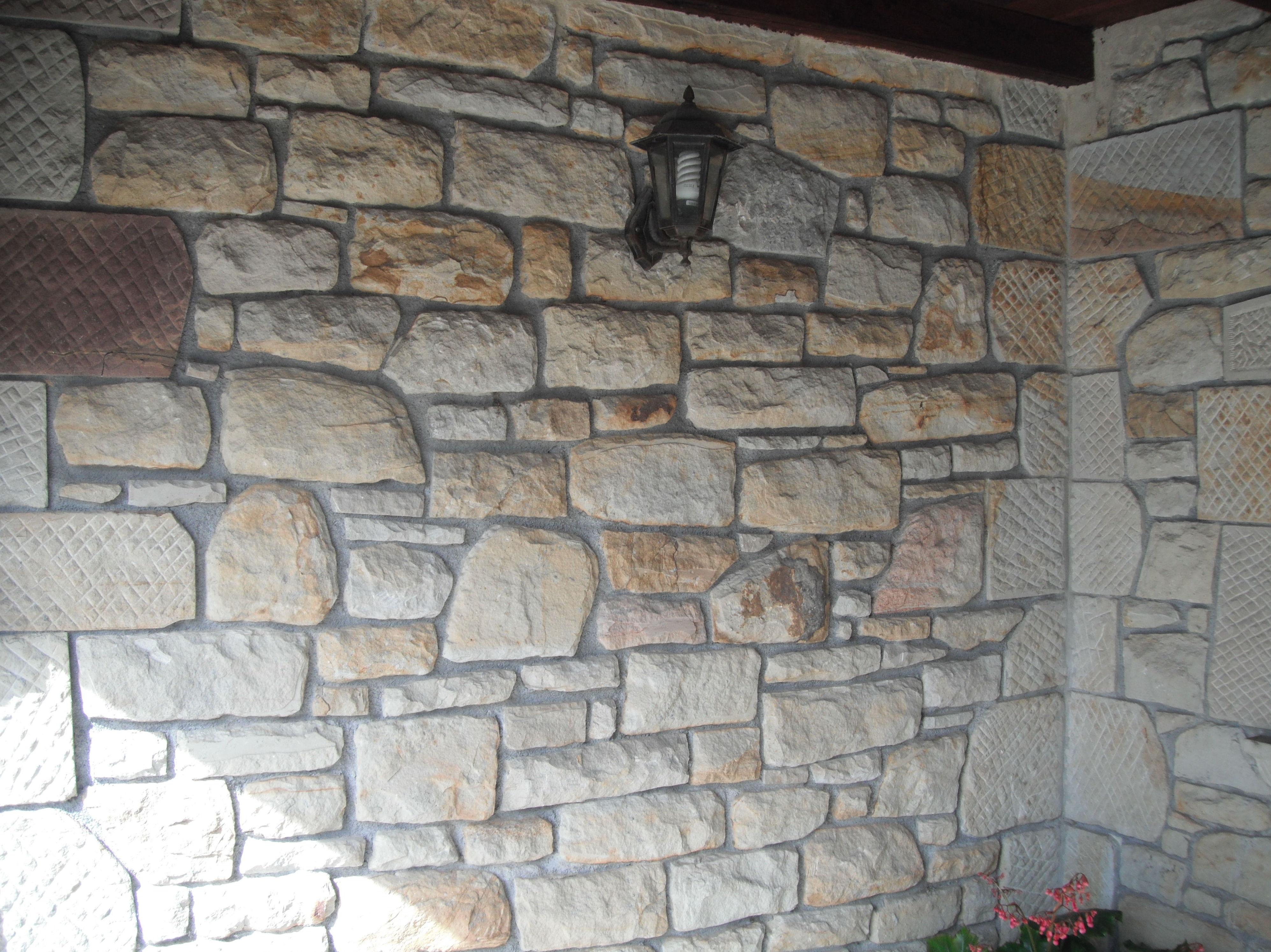 Foto 25 de piedra natural y artificial en construcciones harriona - Entradas de piedra natural ...