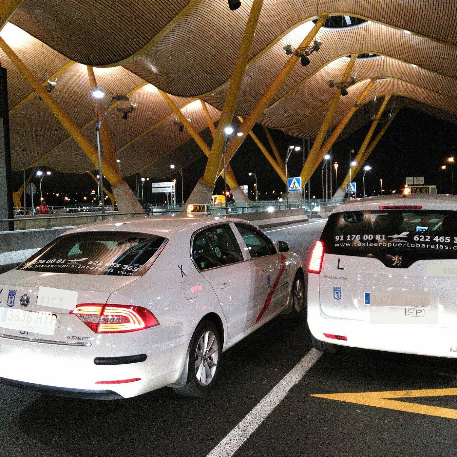 Radio Taxi Boadilla del Monte Aeropuerto