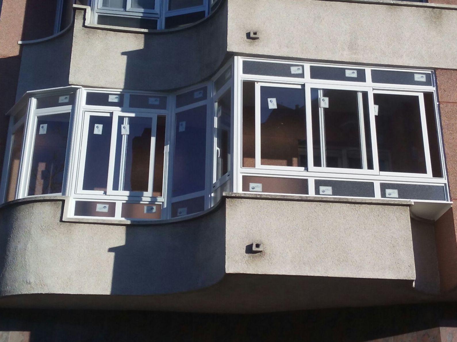 Foto 16 de Carpintería de aluminio, metálica y PVC en Vitoria-Gasteiz | Zurgal Aluminios, S.L.