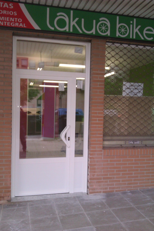 Puerta Escaparate