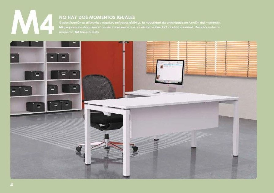 Comprar muebles de oficina en Valencia - Mubbar