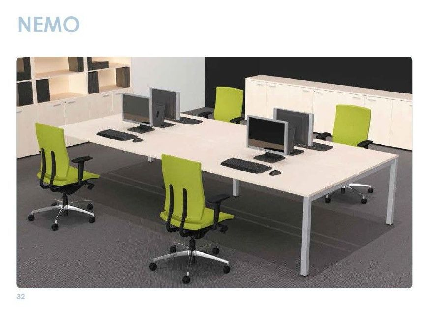 Mobiliario oficina corua cool muebles de oficina outlet for Muebles oficina barcelona