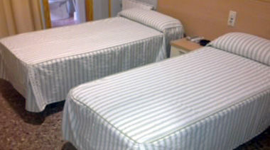 Habitaciones equipadas con aire acondicionado, calefacción y Wi-Fi
