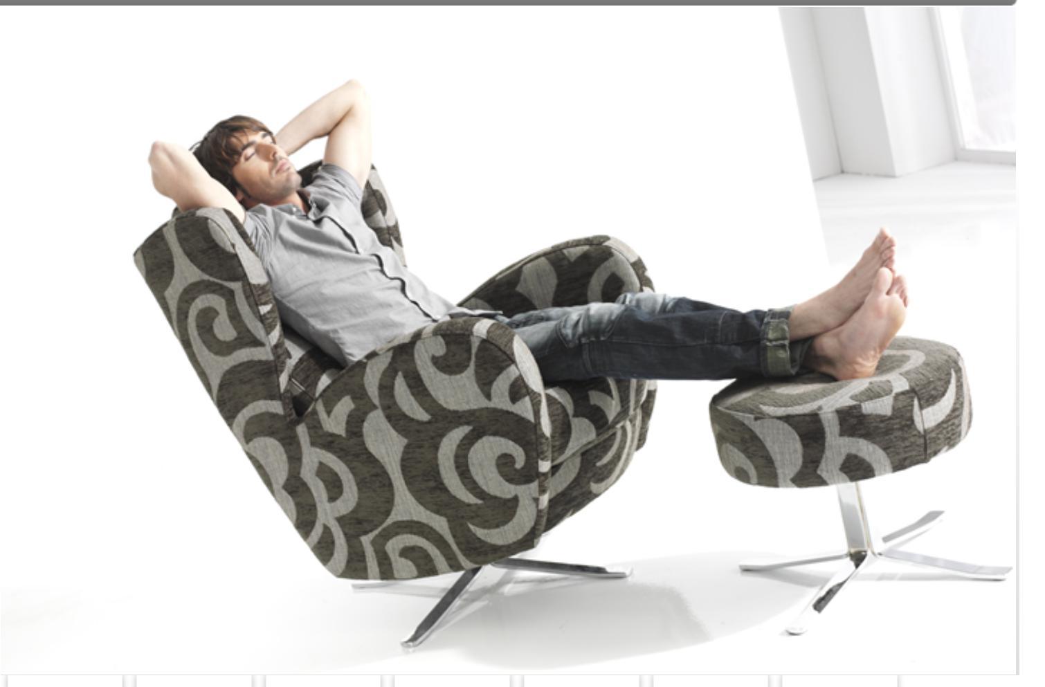 Sillon relax cn puf cat logo de muebles francisco mart nez - Puf con respaldo ...