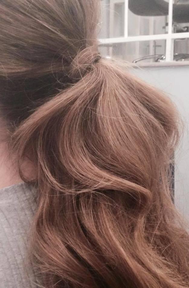 Pruebas de peinados para novias en Zaragoza