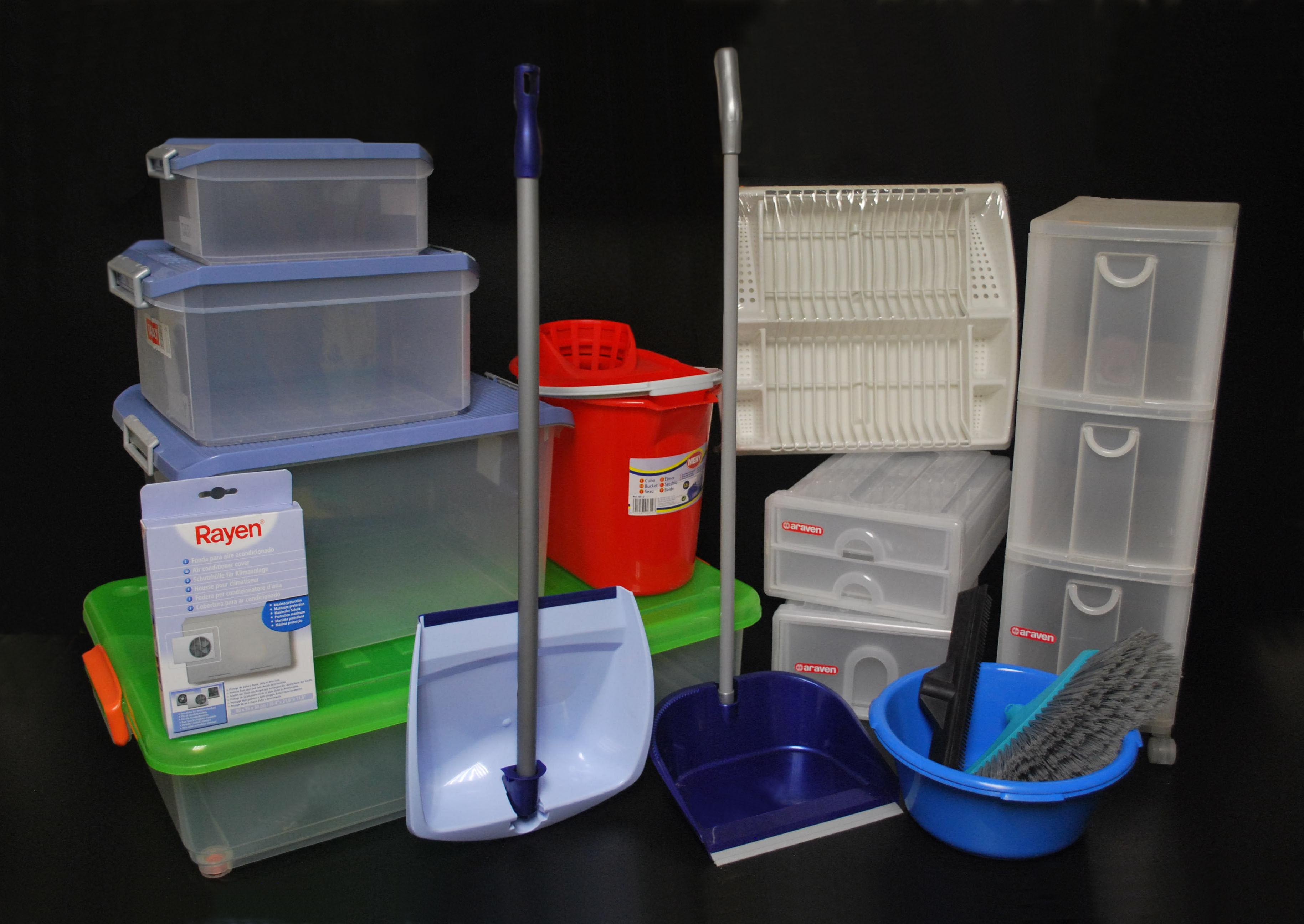 Cajas de almacenaje y utensilios de limpieza cat logo de - Cajas de almacenaje ...