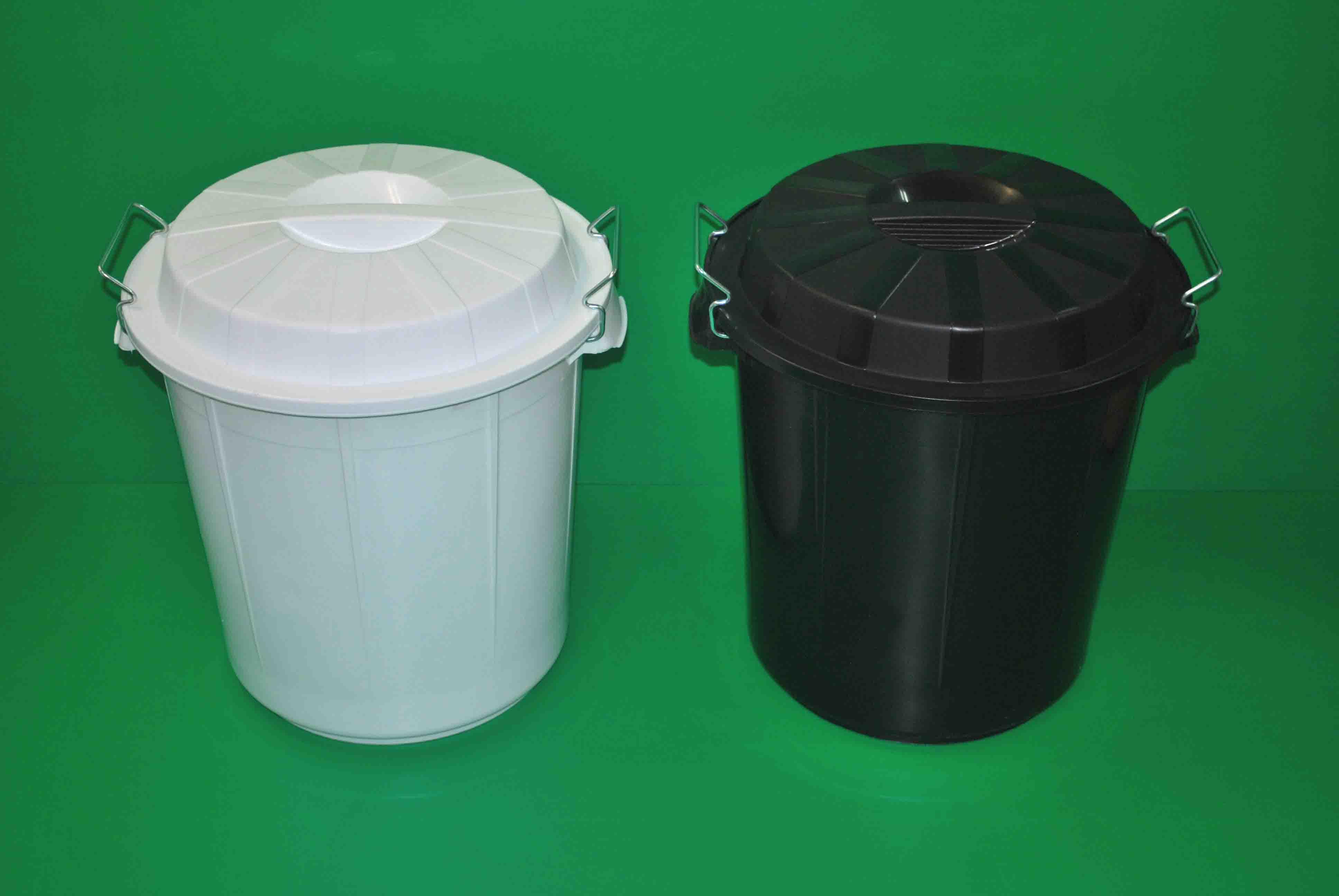 Cubos basura grandes cat logo de orbiplast s l - Cubos de basura ...