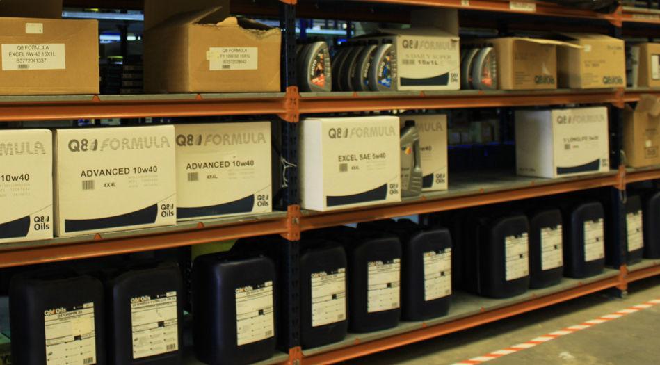 Lubricantes Q8Oils automoción