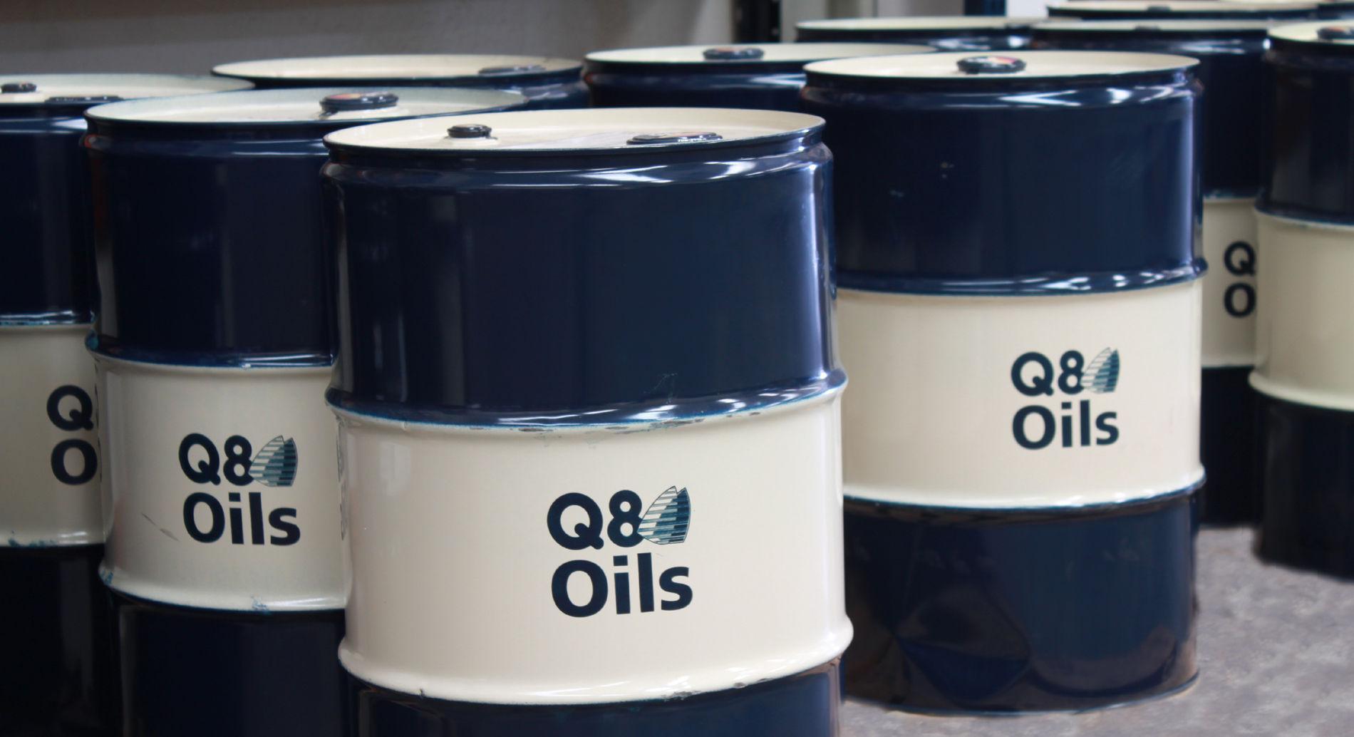 Lubricantes Q8Oils industriales