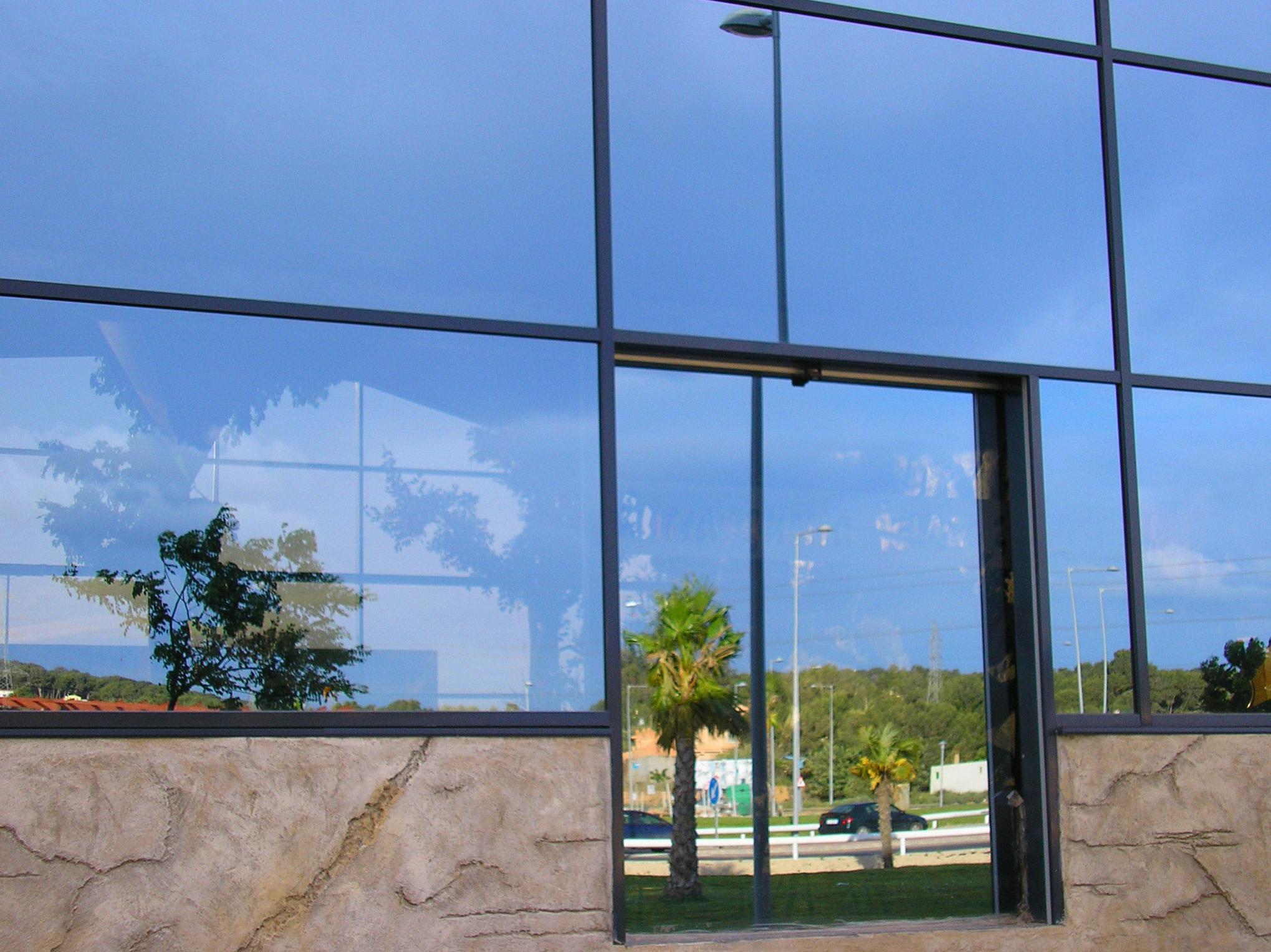 Puertas correderas de cristal automaticas