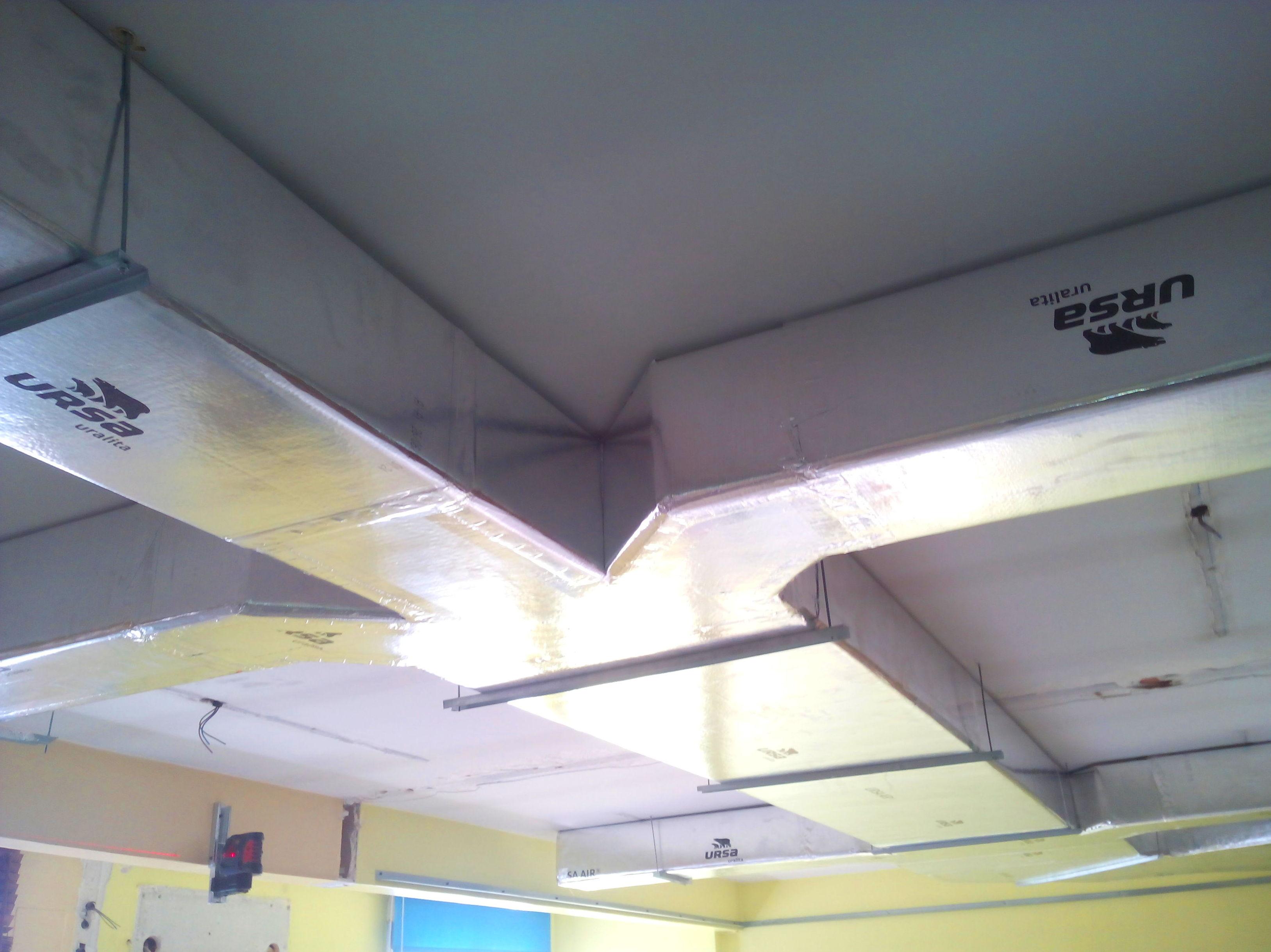 Aire acondicionado por conductos en qu consiste for Instalacion de aire acondicionado por conductos