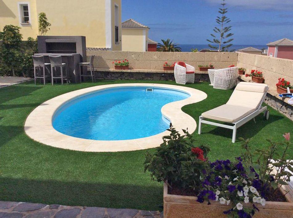 Diseo de piscinas y jardines amazing piscinas de diseo y for Precio mantenimiento piscina