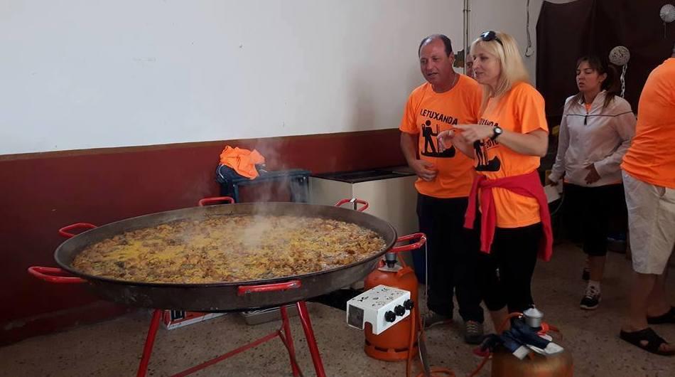 Paellas gigantes para eventos en Zaragoza
