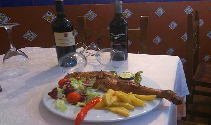 Foto 2 de Restaurante en Toledo | Restaurante La Cuesta