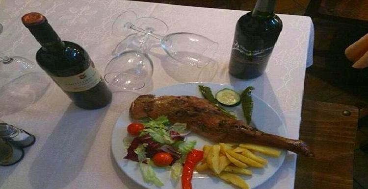 Foto 4 de Restaurante en Toledo | Restaurante La Cuesta