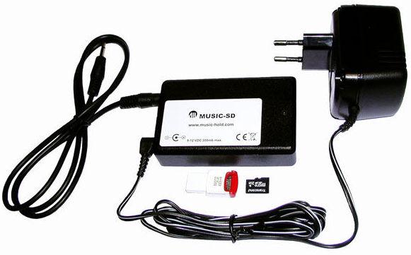 Musica en espera MUSIC-64: Productos y servicios de Easysat Comunicaciones