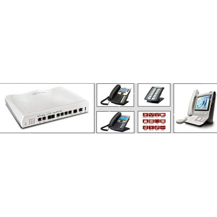 Estudios llamadas: Productos y servicios de Easysat Comunicaciones