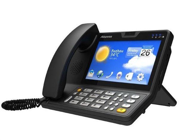 Teléfonso Akuvox: Productos y servicios de Easysat Comunicaciones