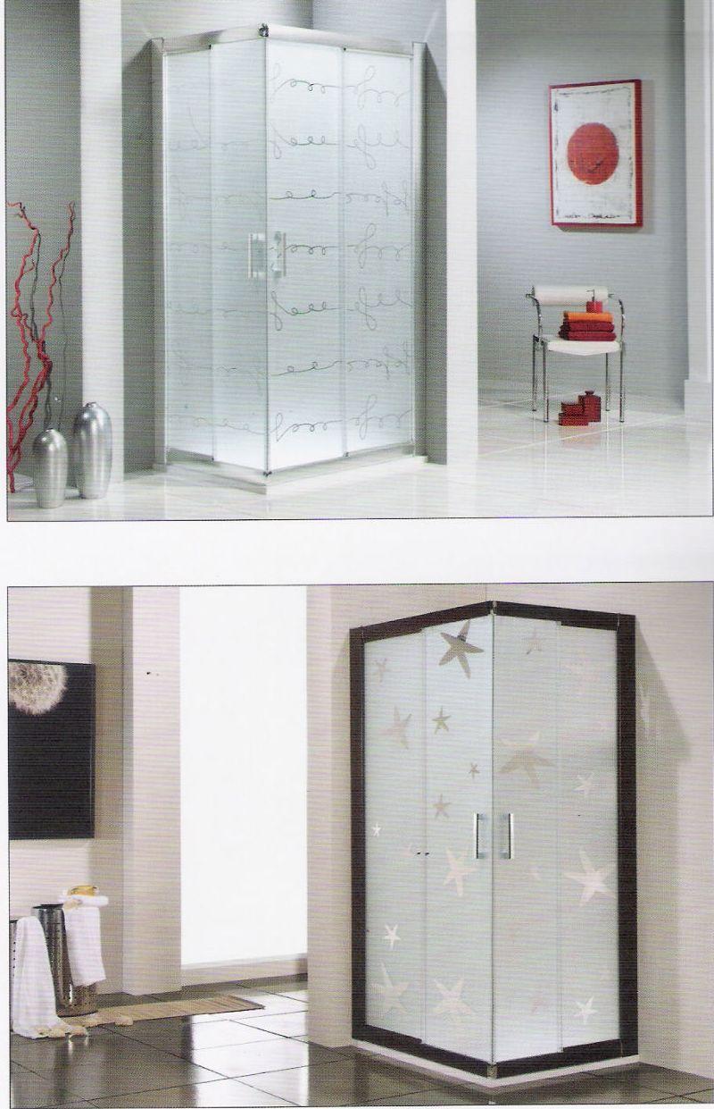 Mamparas Para Baño Economicas:Mamparas de baño: Catálogo de Ventanas y Persianas Persiplast