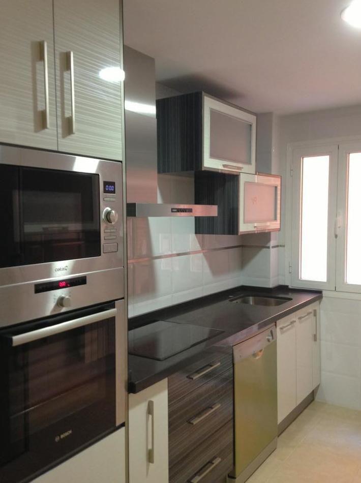 muebles de cocina a medida en puertollano p y v