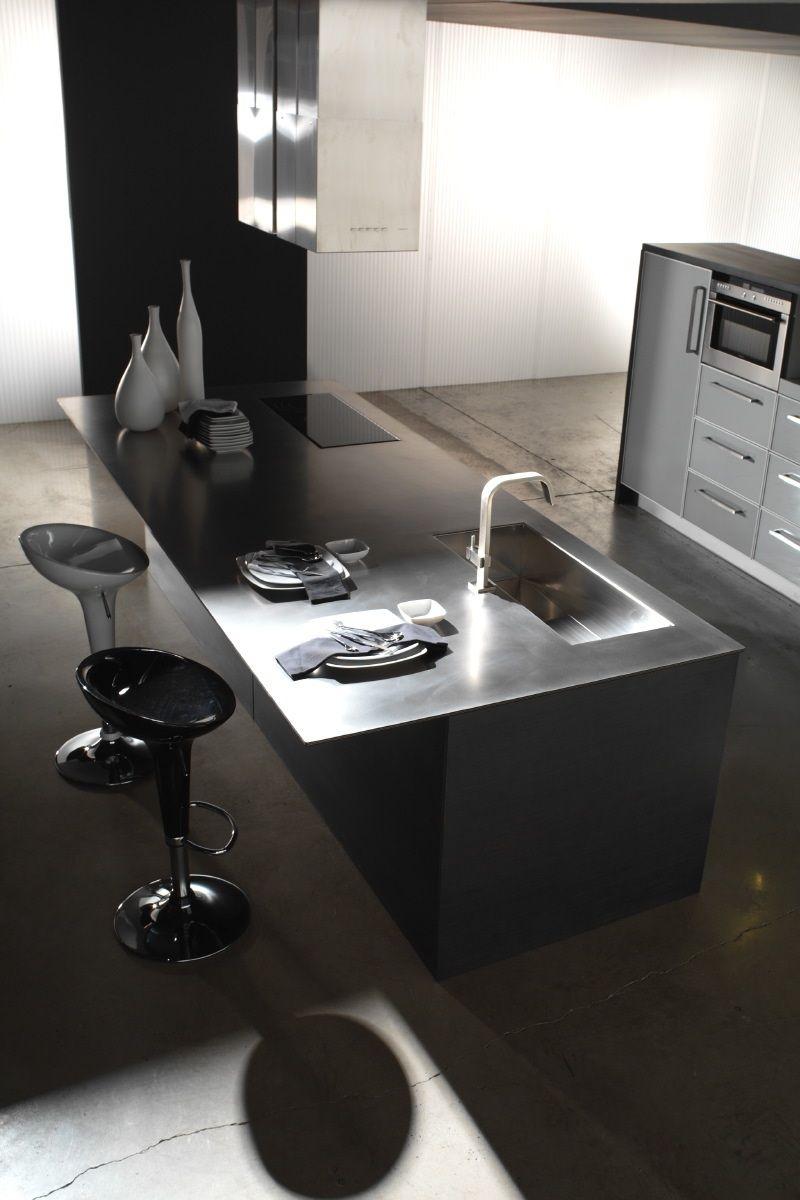 Cocina de dise o cat logo de muebles fhoa - Diseno de muebles de cocina ...