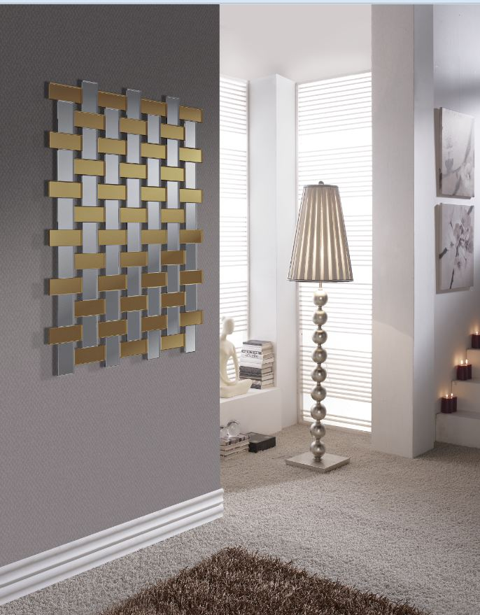 Espejo para entrada cat logo de muebles fhoa for Espejo pared completa