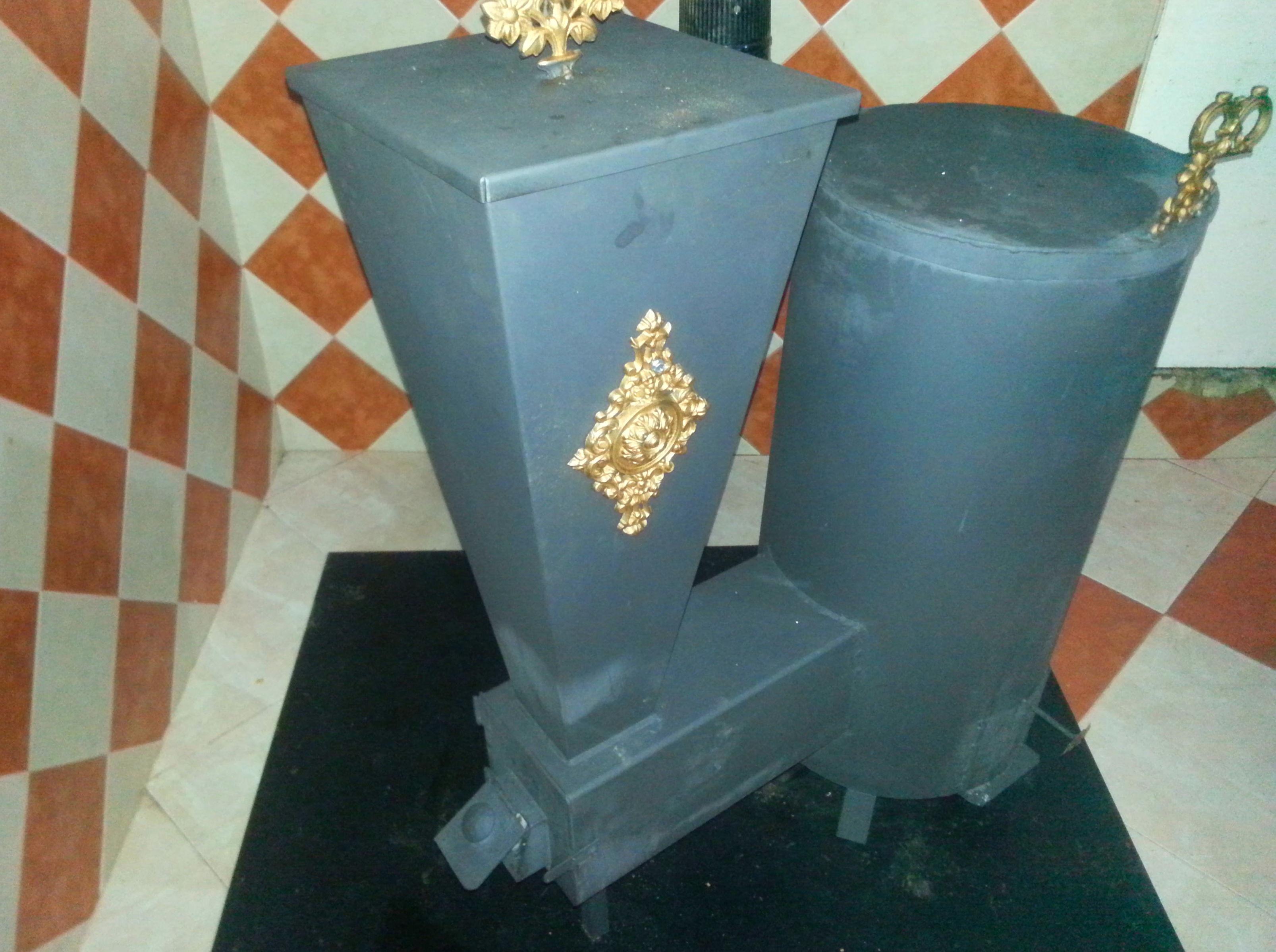 Estufa Mixta De Biomasa Y Le A Nuestros Productos De